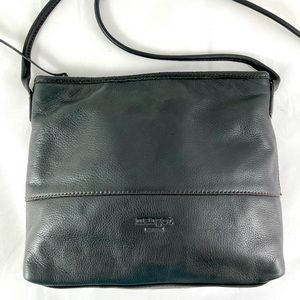 Margot Leather Crossbody Bag